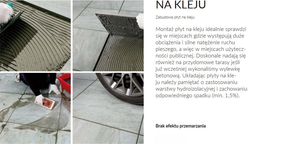 Ceramiczne Płyty Tarasowe Tarasy Wentylowane